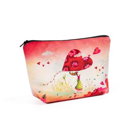 TROUSSE MAQUILLAGE COEUR VERSO