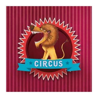 COUPON CIRCUS LION
