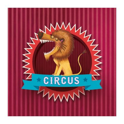 COUPON CIRCUS LION